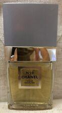 CHANEL No 19 VOILE PARFUME Refreshing Body Mist Spray  2.5oz 98% Full