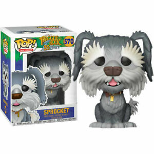FUNKO POP TELEVISION FRAGGLE ROCK #570 SPROCKET VINYL FIGURE~FAST POST 🛎️