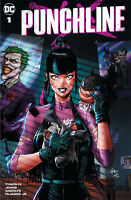 PUNCHLINE #1 (CREEES TRADE DRESS EXCLUSIVE VARIANT) COMIC ~ DC Comics