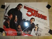 The 51st State movie poster - Robert Carlyle, Samuel L. Jackson - 30 x 40 inches