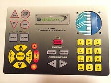 Seabotix LBV Control Console Membrane Switch Overlay CCL202 Touch Screen #201424