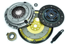 KUPP CLUTCH KIT+RACING ALUMINUM FLYWHEEL for JDM 88-91 CRX CIVIC SiR EF8 EF9