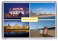 Brighton Fridge Magnet 01