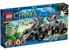 Lego Chima 70009 Worriz Combat Lair -