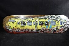 Anti Hero Skateboard Deck Daan Trainwreck 8.4 Free Grip Tape Skate