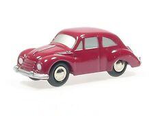 Schuco Piccolo DKW 3/6 rot  # 501351001