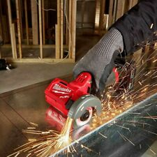 """Milwaukee M12 FUEL 12V 3"""" Lithium-Ion Brushless Cordless Cut Off Saw 2522-20"""
