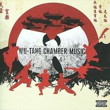 Chamber Music [PA] by Wu-Tang Clan (CD, Nov-2010, E1 Entertainment)