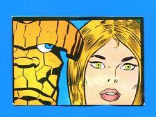 L'UOMO RAGNO E I FANTASTICI 4 - Marvel 1978 - Figurina-Sticker n. 168 -Rec