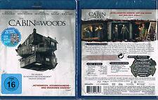 THE CABIN IN THE WOODS --- Blu-ray --- Ungekürzte Fassung ---