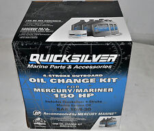 Mercury/Quicksilver 4-Stroke Outboard Oil Change Kit 150HP 10W-30 8M0107513