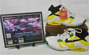 Nike Air Tech Challenge III 3 Volt Agassi 2006 Retro Shoes Size 12