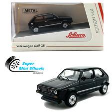 Schuco 1:64 - VW Volkswagen Golf GTI (Black) - Diecast Model