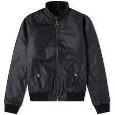 Barbour International Jacket Steve McQueen Merchant Bomber 2XL Navy