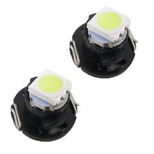 2x Azul Bombillas LED para SAAB 9-3 93 Calentado SEAT Interruptores