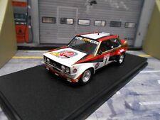 FIAT 131 Abarth Rallye DRM Hunsrück 1980 #1 Röhrl Warsteiner WIN SP Trofeu 1:43