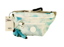 KIPLING MIGUEL Waist Belt Bum Bag Fanny Pack Beach Tie Dye