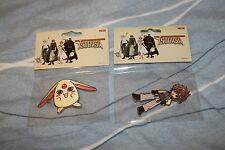 Tsubasa Reservoir Chronicle Anime patches, set of 2 - Syaoran and Mokona