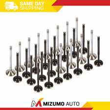 Intake Exhaust Valves Fit 98-06 Audi Volkswagen 2.7 2.8 TURBO 30V AHA ATQ AMX