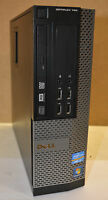 DELL Optiplex 790 SFF Intel i3 3.10GHz 8 GB DDR3 500 GB HD DVD Win7 Pro 64 WI-FI