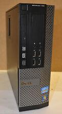 DELL Optiplex 790 SFF i3  3.30 GHz 4 GB DDR3 320 GB DVD Windows 10 64 Bit WI-FI