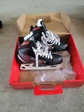 Ccm 8.5 D Ft460G Sr Goalie Skates - sharpened, worn once
