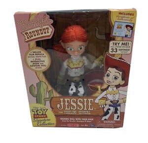 Toy Story Signature Collection Jessie The Yodeling Cowgirl, NEW