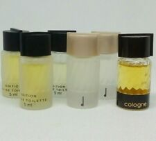 Lot 6 DUNHILL  * edition * d * cologne * 5ml