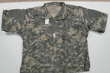 (NEW WITH TAGS) Large Short ACU Uniform Top