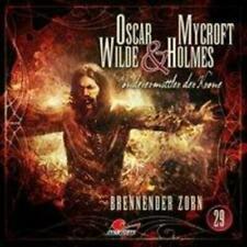 Oscar Wilde & Mycroft Holmes - Folge 29 von Jonas Maas (Audio-CD)