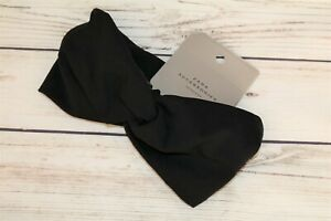 ZARA Brand Women's Black Wide Headband Headband BNWT