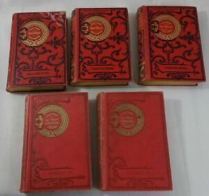 Jules VERNE RARE cartonnages collection Hetzel Michel Strogoff - Anglais - Grant