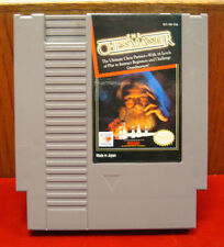 Nintendo NES - The Chessmaster (1990) UNTESTED