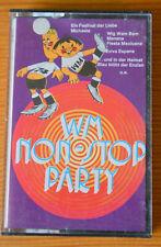 Musikkassette *WM NON-STOP PARTY* (WM '74) MC WM Party Knüller a GoGo, Cassette