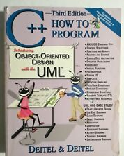 How to Program: C++ How to Program : Covers ANSI/ISO by Deitel and Deitel...