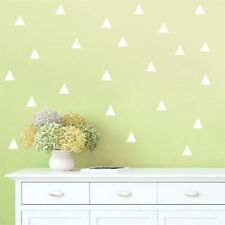 Mini Children Removable Home Decals Wall Sticker Triangle Decal Vinyl Stickers
