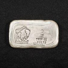 5 oz Silver Bar SKU #80458 Bison Bullion