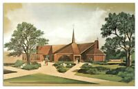 St. John United Methodist Church, Scott Depot, WV Postcard