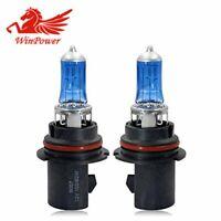 2x 9007 HB5 Halogen Bulbs Xenon Headlight Lamp Bulbs 12V 100W 5500K Super Bright