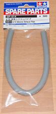 Tamiya Ersatzteile 10 Silikon Auspuffrohr #50614