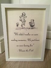Winnie The Pooh Prints In Art Prints Ebay