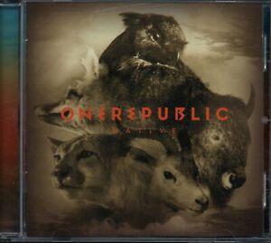ONE REPUBLIC (OneRepublic) - Native - CD Album *NEW (Unsealed)*