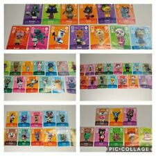 Animal Crossing Amiibo Series 4 Cards #301-400 US AUTHENTIC SELECT YOUR CARD