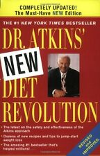 Dr. Atkins New Diet Revolution, New and Revised Edition by Robert C. Atkins