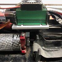 Castle XLX ESC Mounting Plate For Arrma Limitless - Complete Kit (ESC Not Inc)