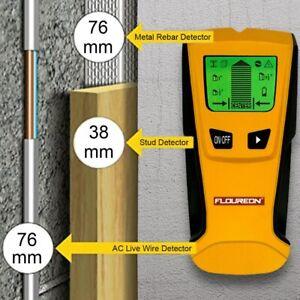 Detector de metales Localizador de Tacos de Madera Tubos Metal Cables de Voltaje