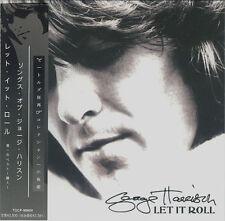 GEORGE HARRISON Let It Roll: Songs By George Harrison CD MINI LP