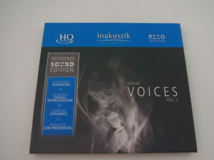Great Voices   CD   ( Inakustik )