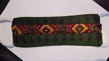 Handmade Face Mask - Ethnic Fabric