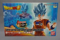 Figure-rise Standard Dragon ball Super Saiyan God Son Gokou Goku kit Bandai ***